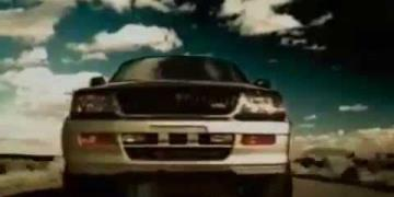 Mitsubishi Montero Sport - Crazy Train