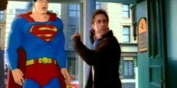 American Express - Superman