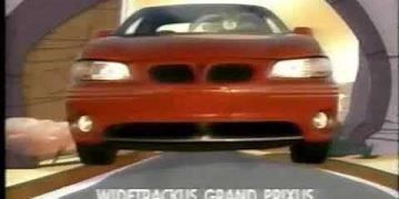 Pontiac Grand Prix - Road Runner
