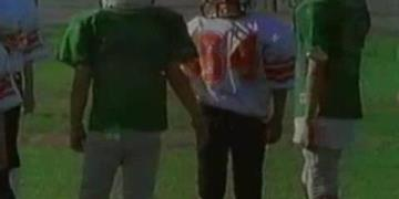 Nike - Pee Wee Football Bubba