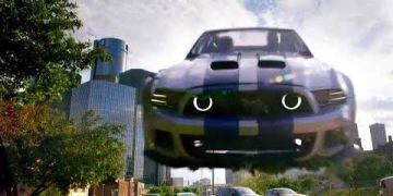 DreamWorks - Need for Speed Movie Trailer