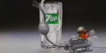 7up - Spot - Vacuum
