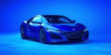 Acura NSX - What He Said