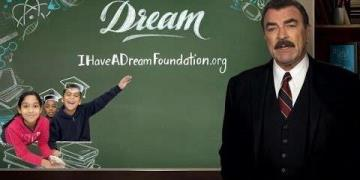 CBS - Tom Selleck - Dream Foundation