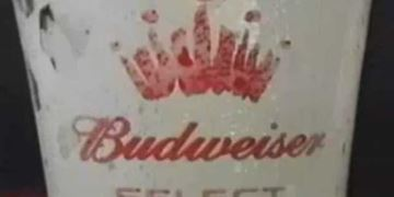 Budweiser Select - Pucker Up