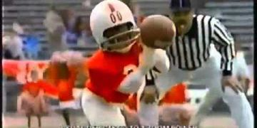 Panasonic - Peewee Football