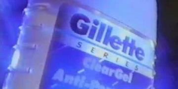 Gillette Deodorant - The Best a Man Can Get
