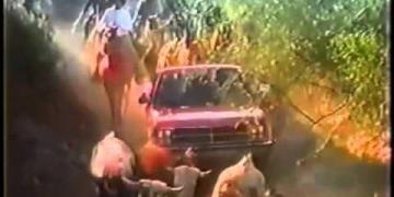 Dodge Dakota - The Toughest