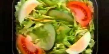 McDonalds - Tossed Salad