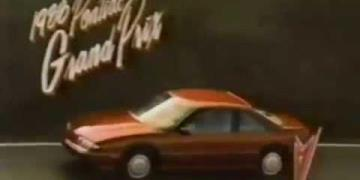 Pontiac Grand Prix - Hot New
