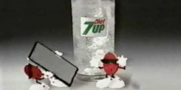 Diet 7Up - Wiper