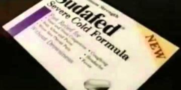 Sudafed - Worst Part