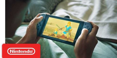 Nintendo Switch - The Legend of Zelda