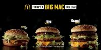McDonald's - There's a Big Mac For That