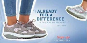 Skechers Shape-ups - Get in Shape