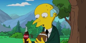 Coca Cola - Mr. Burns