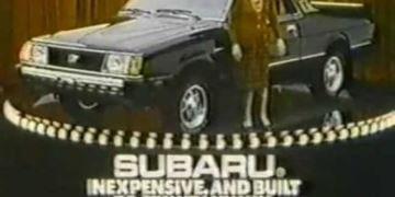 Subaru Brat - Ruth Gordon