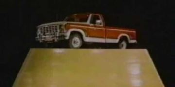 Ford Pickups - Solid Gold