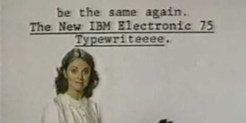 IBM - Typing Will Never Be The Same Again