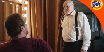 Tide - David Harbour Meets Terry Bradshaw