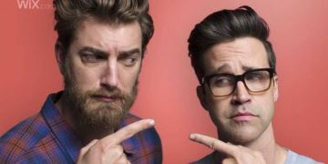 Wix.com - Big Game with Rhett & Link