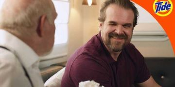 Tide - David Harbour Is Unimpressed