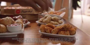 Pizza Hut - Get All the Wings