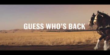 Budweiser - Guess Who's Back
