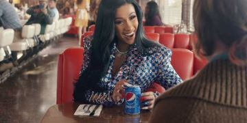 Pepsi - Cardi B's Diamond Can