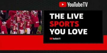 YouTube TV - It's Always Game Time