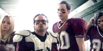The Big Bang Theory - Super Bowl Commercial