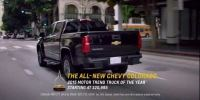 Chevrolet Colorado - Game Changer